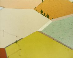 Paddle8: Fields with Seawall - Chris Ballantyne