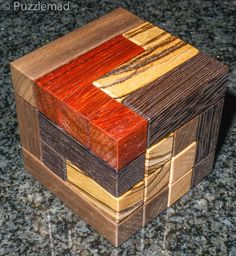 PuzzleMad: Great puzzles, great workmanship, FANTASTIC customer service