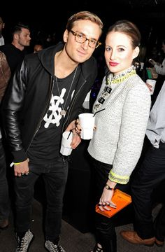 Made In Chelsea  Proudlock and Rosie