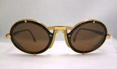 Vintage 644 sunglasses by Cazal