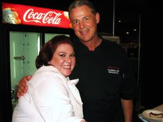 Heart him!! Amazing chef!!