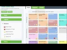Touchpoint Dashboard | Touchpoint Map | Customer Experience Map | Journey Map
