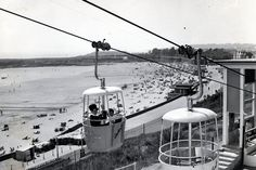 Watch reels of old footage which show Barry Island's Butlins camp in its heyday Asian History, British History, Old Pictures, Old Photos, Butlins Holidays, British Holidays, Nostalgic Images, Strange History, History Facts