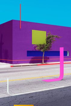 """Constructed"" is a series of photos by Polish graphic designer, illustrator, and web designer Pawel Nolbert. A selection of the artist's own travel photos retouched and implemented with colorful graphical insertions in order to create his own ""perfect version of reality"". The new reality is a..."