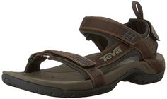 Teva Mens Tanza Leather Sandal