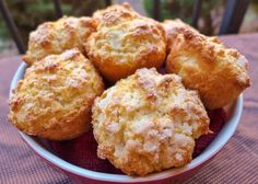 Dimples & Delights: Buttermilk Scone Muffins (Scuffins!)
