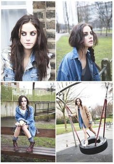 Kaya Scodelario (Effy Stonem from Skins) - Modern Cassie Skins, Maquillaje Pin Up, Effy Stonem Style, Pretty People, Beautiful People, Divas, Aesthetic Clothes, Aesthetic Outfit, Aesthetic Black