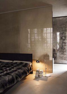 Warm masculin design, Vincenza De Cotiis