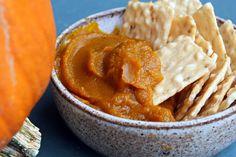 Honey Sweetened Pumpkin Butter #TheUrbanPoser