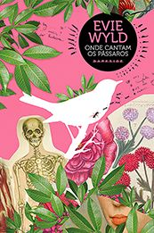 Onde cantam os pássaros Evie Wyld Ed. Darkside Cover by Free Books, Good Books, Darkside Books, Writing A Book Review, Fiction, Forever Book, Beautiful Book Covers, 1, Birds