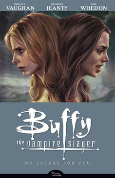 Buffy fun. I greatly enjoyed the Faith story actually and the idea of her and Giles teaming up really appeals to me.