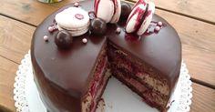 Blog o pečení všeho sladkého i slaného, buchty, koláče, záviny, rolády, dorty, cupcakes, cheesecakes, makronky, chleba, bagety, pizza. Pudding Desserts, Pudding Cake, Dessert Recipes, Cake Boss Recipes, Cake Recept, Dessert Oreo, Austrian Recipes, Italian Recipes, Cherry Desserts