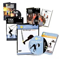 TRX DVD-k    http://www.r-med.com/trx/trx-dvd-k.html