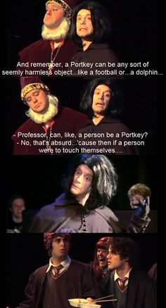 A Very Potter Musical! This is my favorite part