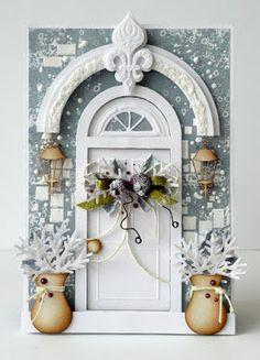 kartkulec: THE DOORS festively
