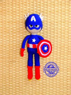 captain america doll boys toy gift for boy dolls superhero rag