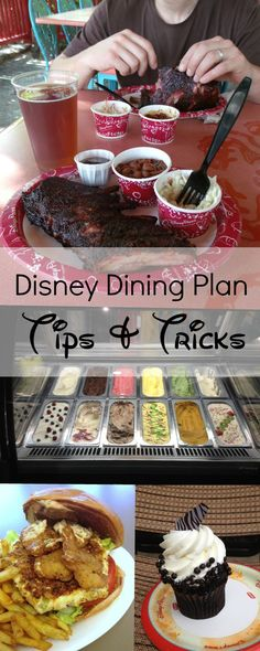 Great Tips on how to Maximize your Disney World Dining Plan