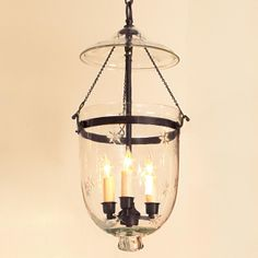 Engraved Star Glass Lantern - now to find something like this locally!
