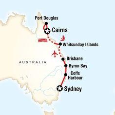 East Coast Australia in Style 2013 - G Adventures