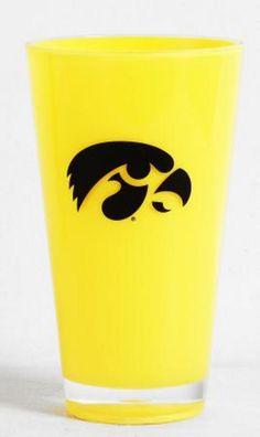 NCAA Iowa Hawkeyes Single Tumbler 20-Ounce