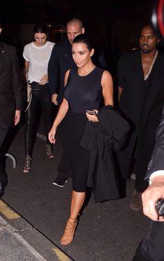 "msfts-style: ""The fam leaving Ferdi Restaurant in Paris 26.9.15 """