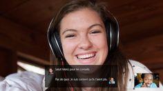 Skype a déjà dévoilé son outil Skype Translator qui permet de converser avec une personne, même si cette dernière parle une langue différente. Skype se charge alors de...