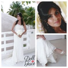 Doll Face Bride - Vanessa