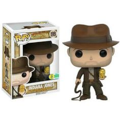 Funko Indiana Jones Pop! Vinyl