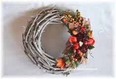 Výsledek obrázku pro podzimní věnce Grapevine Wreath, Grape Vines, Decoupage, Shabby, Wreaths, Fall, Home Decor, Decoration, Crowns