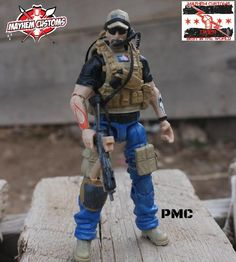 Action Figure Customs   Action Figure Customs connects Fans and Customizers together