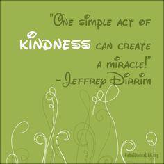 #Kindness #UCC