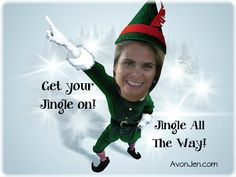 Get your Jingle on- I may not always Jingle but when I do it is all the Way!