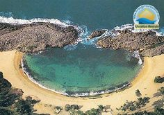 Spent my last birthday here. It was the best birthday ever!! This is Mar Chiquita Beach in Manati, Puerto Rico.