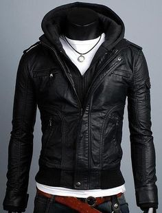 Handmade+Men+leather+Jacket+Men+biker+leather+by+WalletLeather,+$139.00