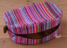 La Trousse Fourre-Tout – Bab la bricoleuse Purse Wallet, Ottoman, Purses, Travel Ideas, Wax, Crafts, Scrappy Quilts, Totes, Coin Couture