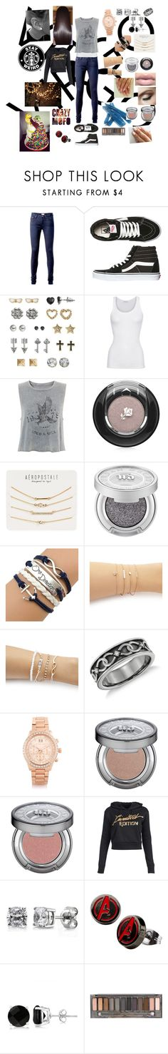 """Happy birthday to me!;)"" by sofunny94 ❤ liked on Polyvore featuring Tommy Hilfiger, Vans, SO, American Vintage, Lancôme, Aéropostale, Urban Decay, Forever 21, Blue Nile and Michael Kors"