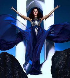 Marina and The Diamonds (edit)