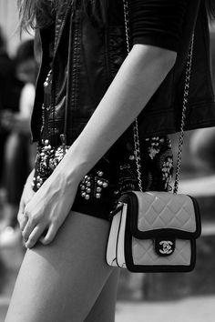 little channel bag...