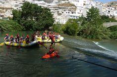Rafting con Agencias Especializadas En Campamentos,Visítanos y infórmate en http://turiaventura.es/campamentos/agencias-especializadas-en-campamentos