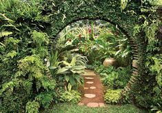 The Brothers Bawa Gardens, Sri Lanka