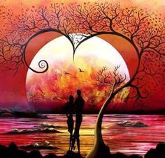 Diamond painting by SininnaStore – Wall Pictures Spray Paint Art, Spray Painting, Painting & Drawing, Art Amour, Ouvrages D'art, Tree Art, Painting Inspiration, Amazing Art, Fantasy Art