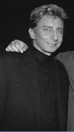 Barry and a friend. Are You The One, Take That, Barry Manilow, Music Icon, My Idol, The Man, Singers, Affirmations, Handsome