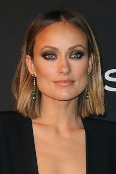 26 Prettiest Hairstyles for Long Straight Hair in 2019 - Style My Hairs Long Thin Hair, Very Short Hair, Short Hair Cuts, Short Hair Styles, Straight Hair Bob, Long Bob Hairstyles, Short Hairstyles For Women, Hairstyles With Bangs, Edgy Hair