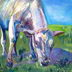 "Saatchi Online Artist Garth Bayley; Painting, ""Lucky legs"" #art"