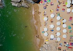 Praia de Albatroz, Portugal