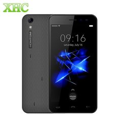 4G HOMTOM HT16 Pro 16GB 5.0'' Android 6.0 MTK6737 Quad Core 1.3GHz Smartphone RAM 2GB Dual SIM 13MP Camera 3000mAh Mobile Phone