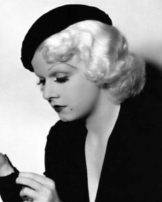 jean-harlow-with-1930s-beret-by-Continental