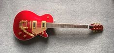 Gretsch 5435TG Limited Edition Electromatic Pro Jet Candy Apple Red Bigsby