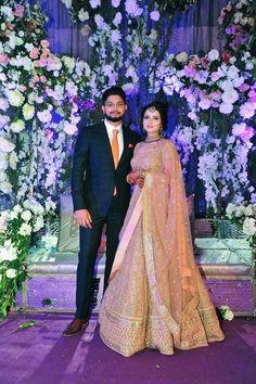 Weddings, Indian Wedding Planning Online – Famous Last Words Indian Wedding Gowns, Indian Wedding Couple, Indian Bridal Outfits, Indian Bridal Lehenga, Indian Bridal Fashion, Indian Bridal Wear, Gown Wedding, Bridal Mehndi, Wedding Story