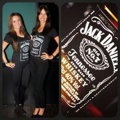 Fiestas y promociones de Jack Daniel's con azafatas de Makoondo en Zaragoza